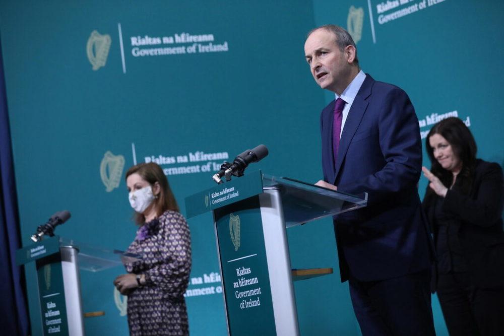 Istituti religiosi d'Irlanda le scuse dello Stato.