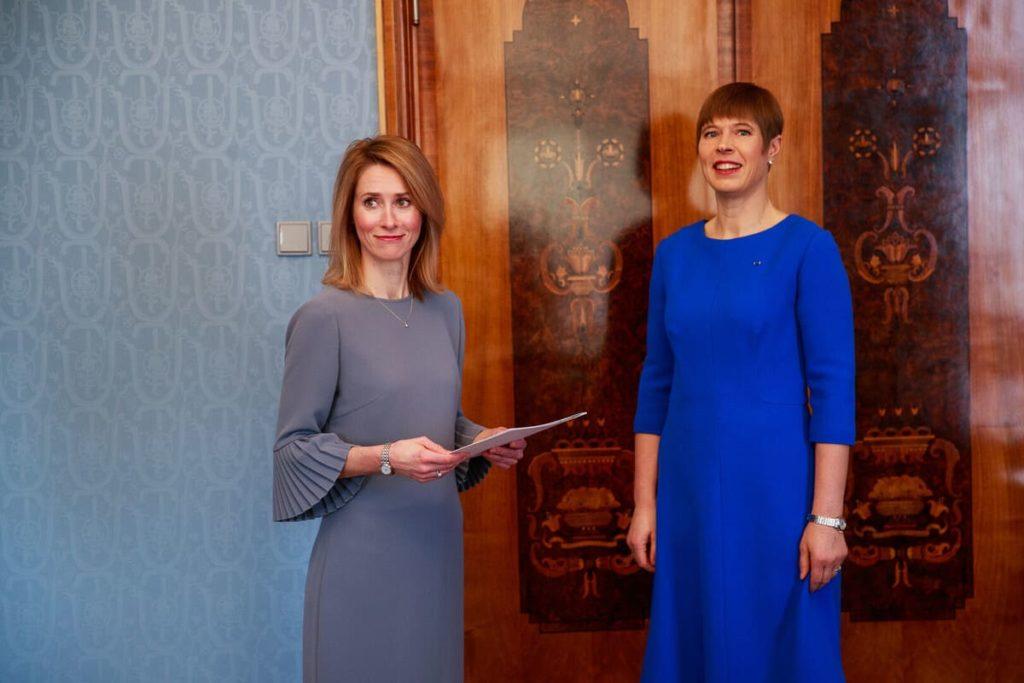 Due donne a capo della Repubblica, il primato dell'Estonia