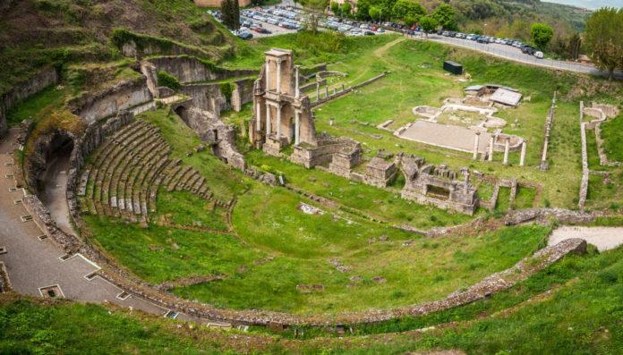 L'Anfiteatro di Volterra
