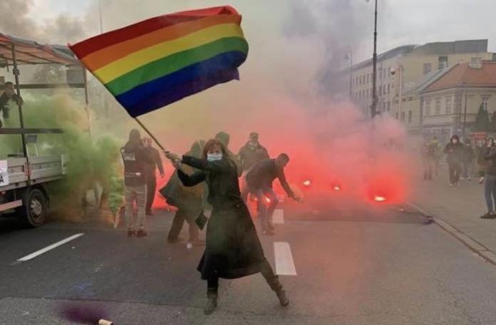 Polonia aborto