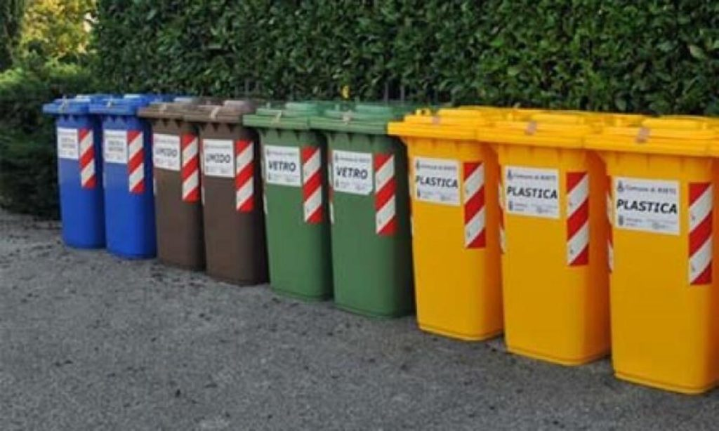 Rapporto Rifiuti Urbani, raccolta differenziata.
