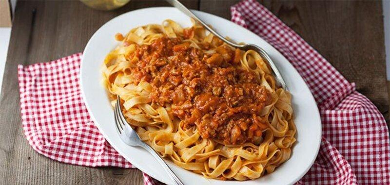 5 ricette vegane ragù di lenticchie.