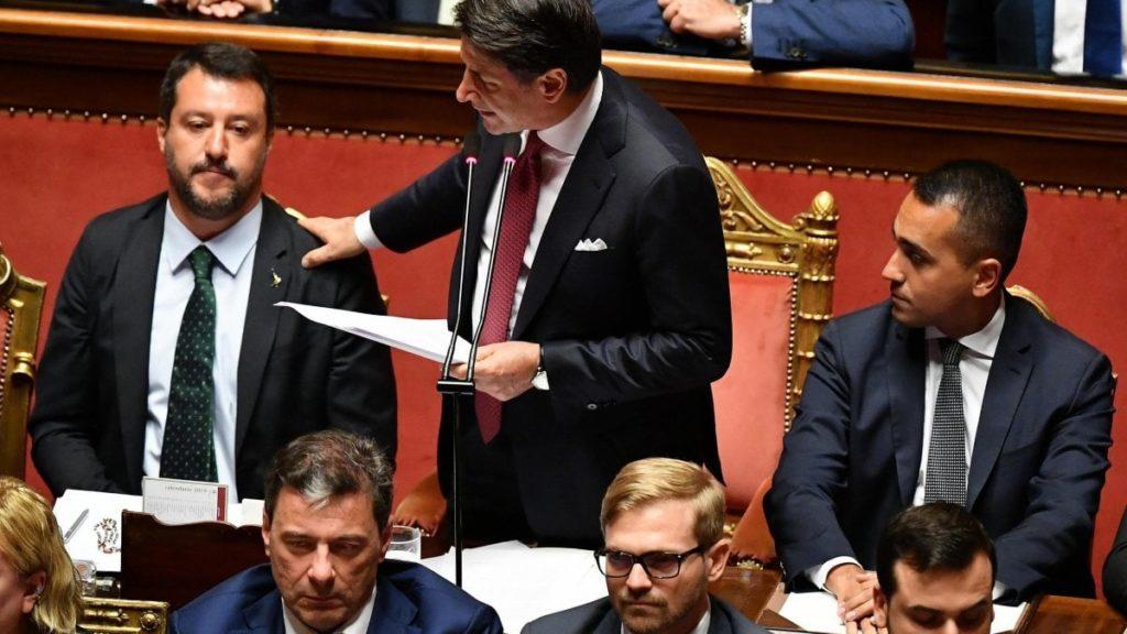Crisi di Governo, Salvini.