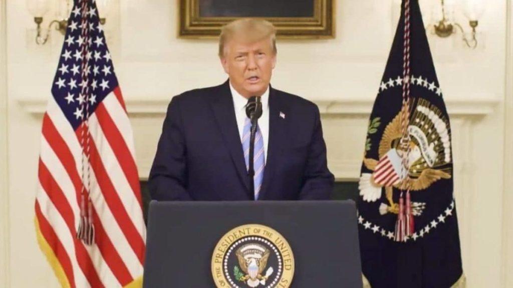 Trump riconosce la sconfitta_elezioni Usa