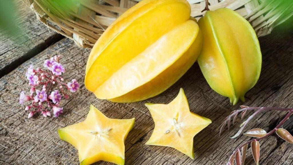 frutti esotici_carambola