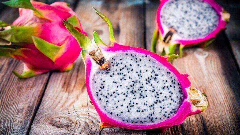 frutti esotici_il frutto del drago