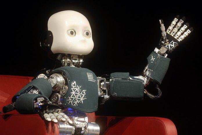 icub robot trattamento disturbi spettro autistico
