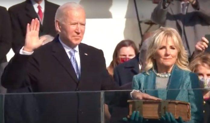 insediamento di Biden