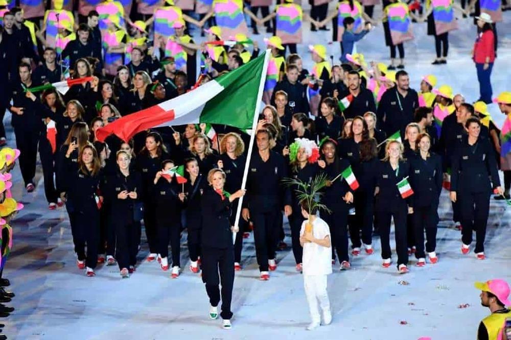 Olimpiadi Tokyo 2021.