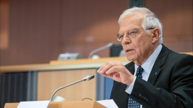 josep borrell caso giulio regeni europa