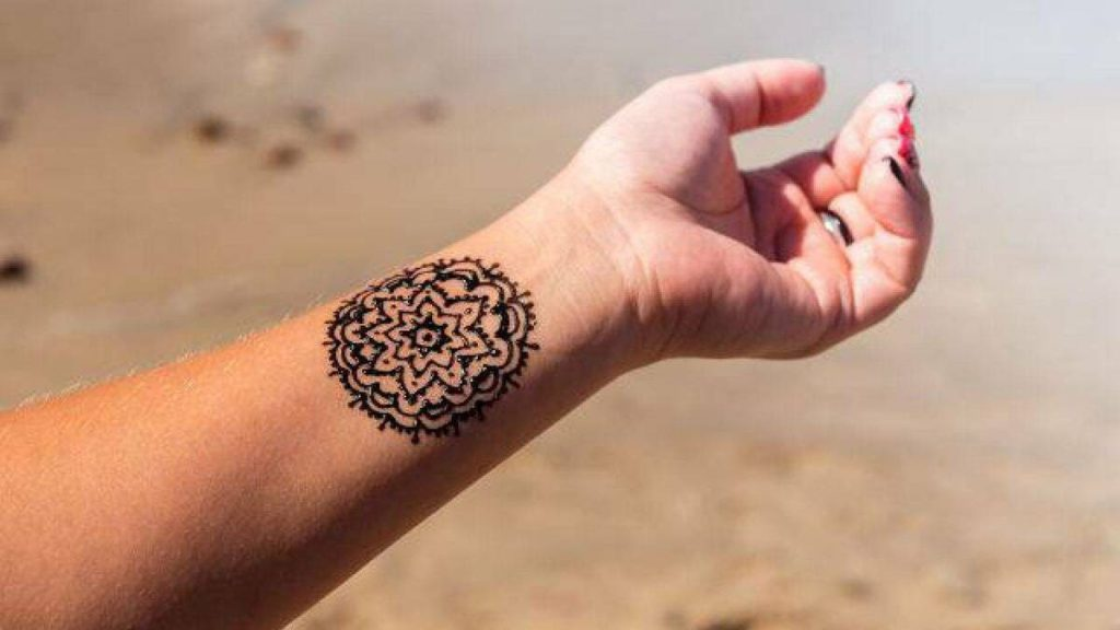 mandala significato_tatuaggio