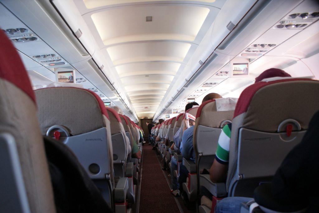 dove sedersi in aereo
