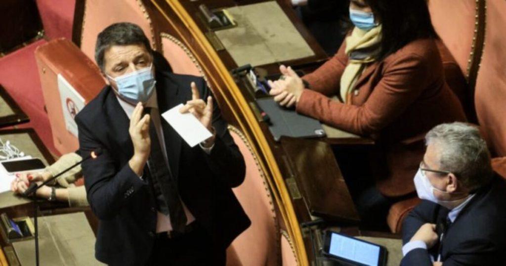 Crisi di Governo Renzi.