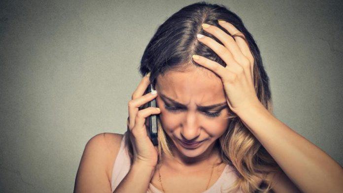 telemarketing molesto