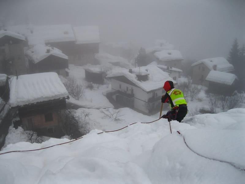 Emergenza neve in Veneto