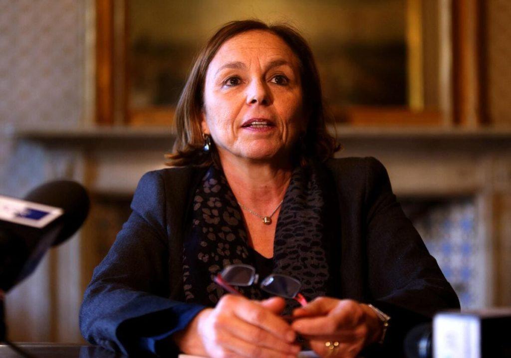 Trai futuri ministri, Luciana Lamorgese, futuro capo del Ministero degli Interni.