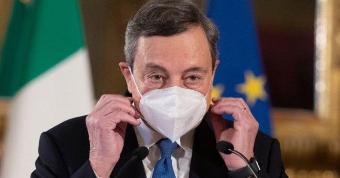 esecutivo Draghi