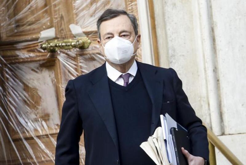 L'esecutivo Draghi in lotta con la disoccupazione.