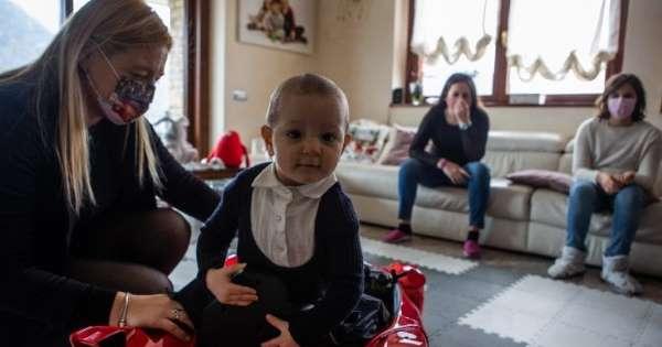 Prima neonata guarita dal Covid