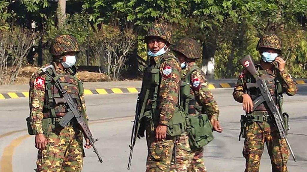 Colpo di Stato in Birmania. Biden