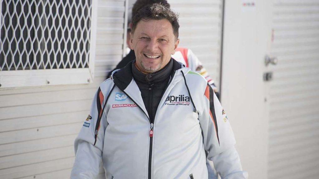 Fausto Gresini carriera.