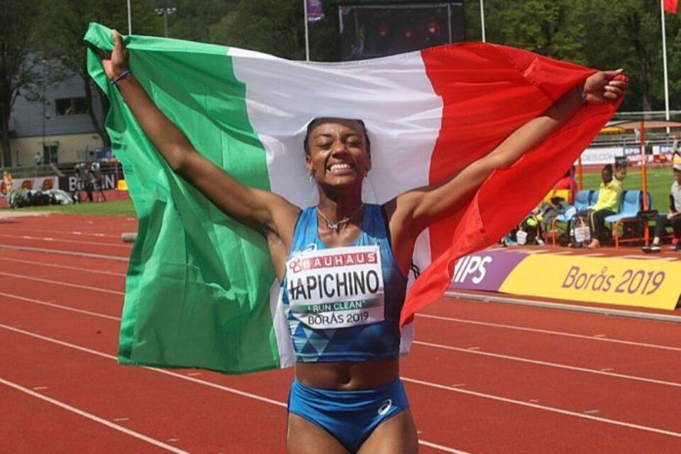 Larissa Iapichino 2019.