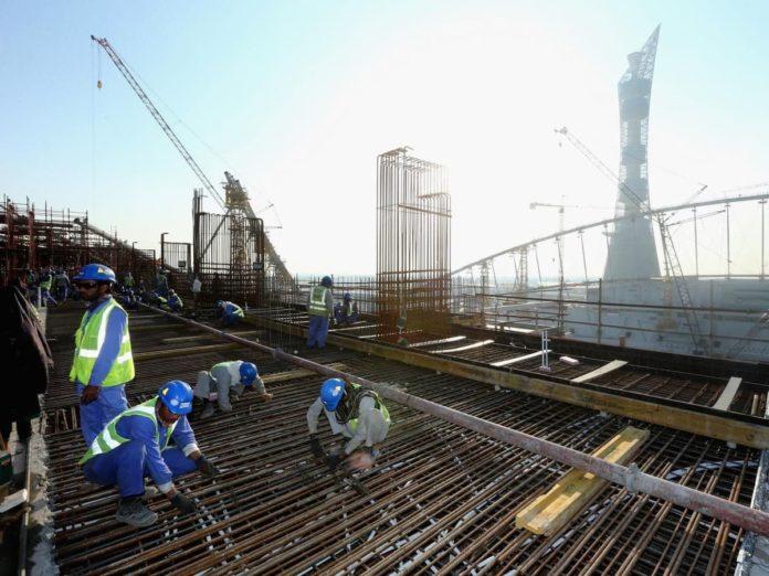 Qatar lavori Mondiali 2022