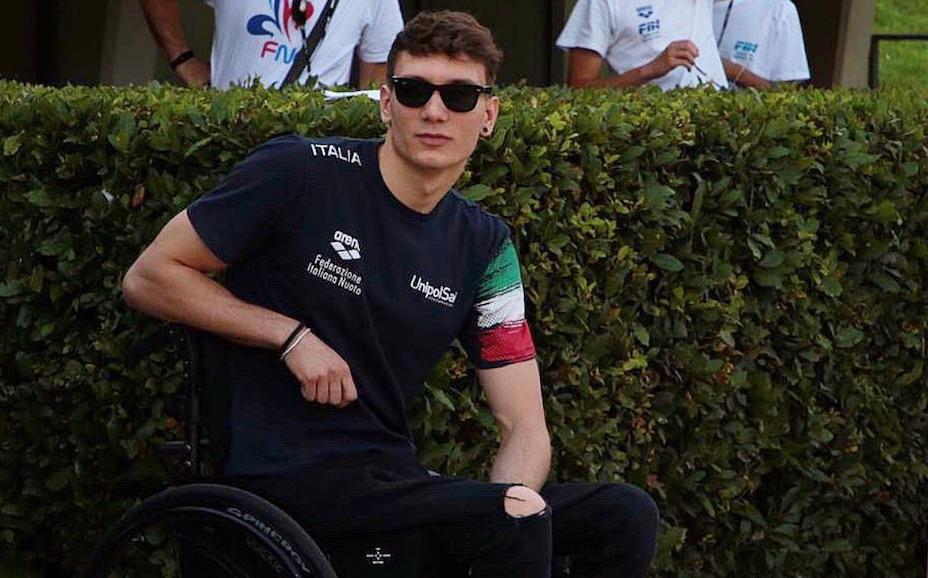 Manuel Bortuzzo tornare a camminare.