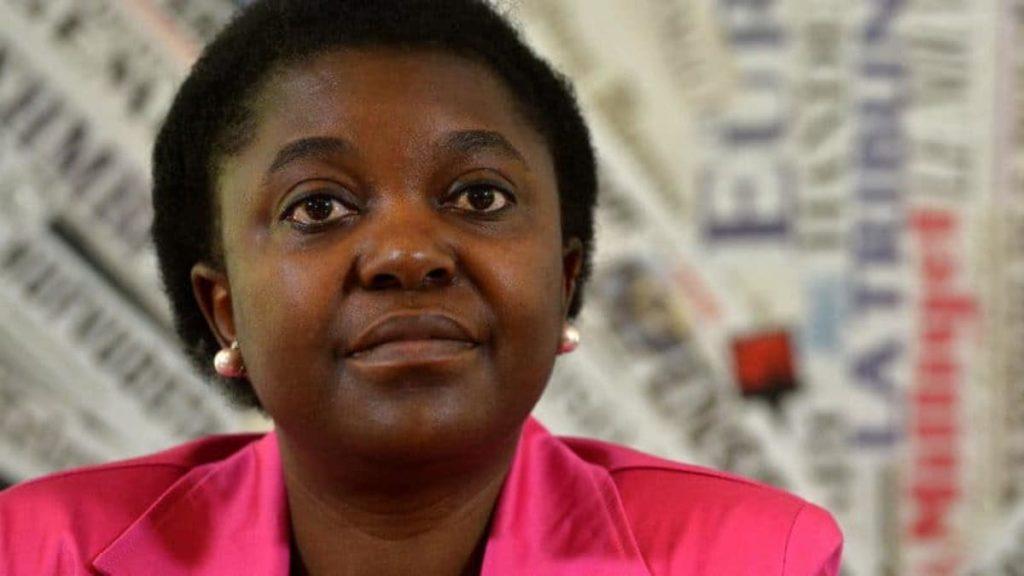 Assolta Cécile Kyenge dal reato di diffamazione .
