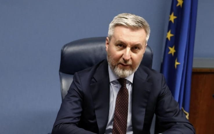 Tra i futuri Ministri, Lorenzo Guerini, ministro della Difesa.