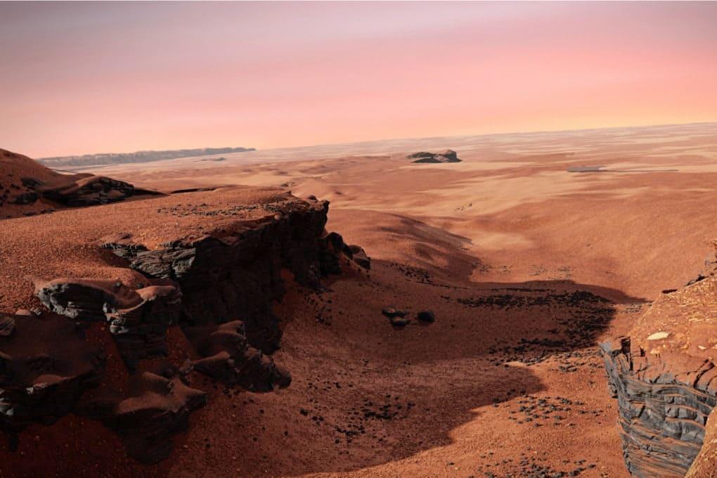 Curiosità da Marte: messaggi segreti e foto sensazionali della missione mars 2020