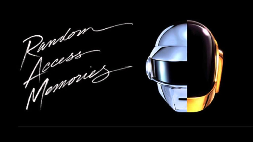 Daft Punk, Random Access Memories: 5 Grammy