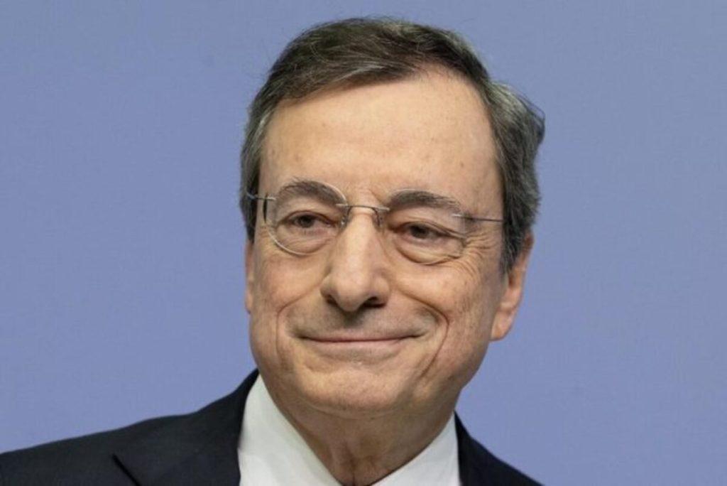 Mario Draghi spread.