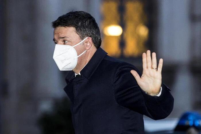 Crisi di Governo, Renzi.