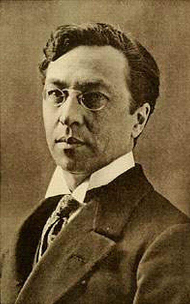 Il pittore Vasilij Vasil'evič Kandinskij