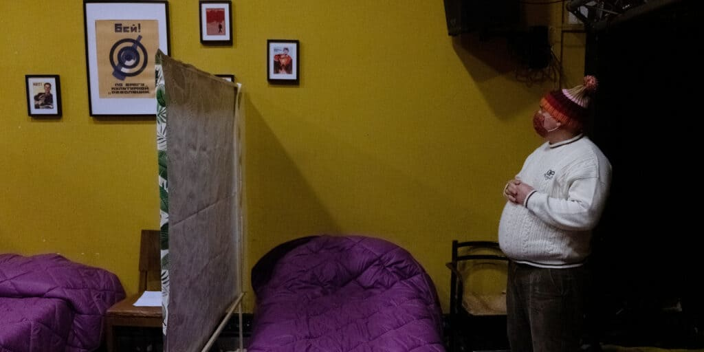 L'intervista a Rita, una volontaria dello Sparwasser.