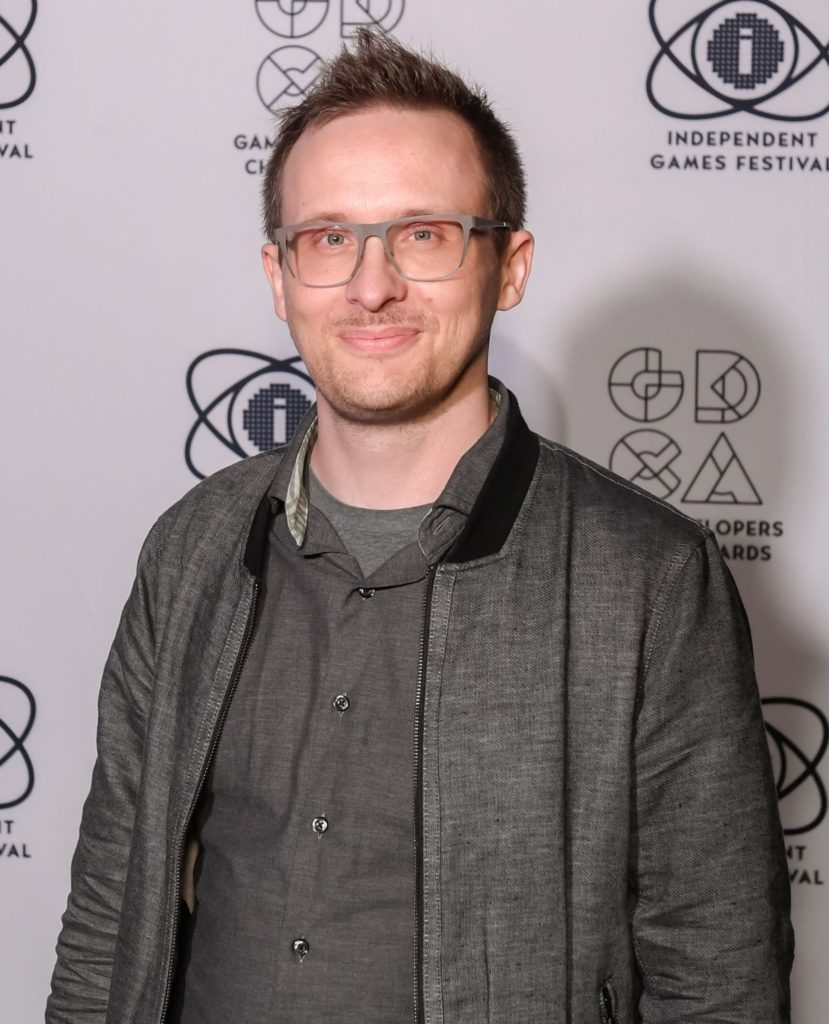 Bennett Foddy è creatore di Qwop