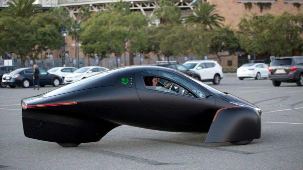 Auto solare, Aptera