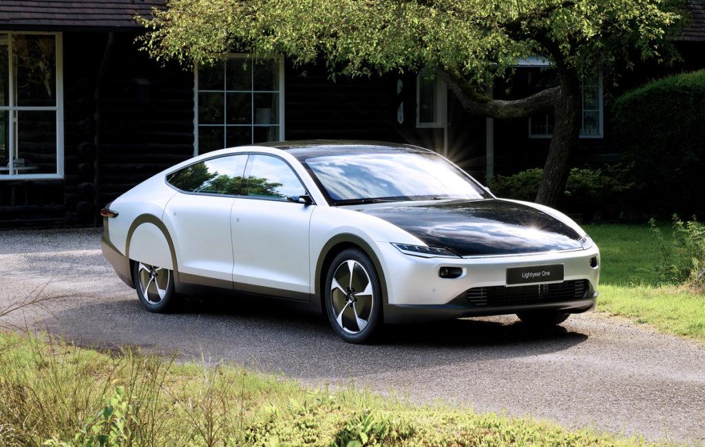 Auto solare, Lightyear One