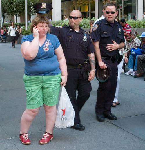 Obesità.
