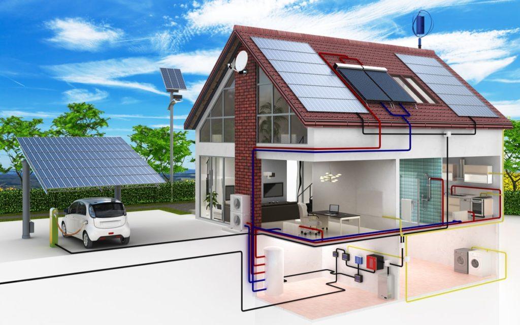 Impianto di accumulo abbinato al fotovoltaico