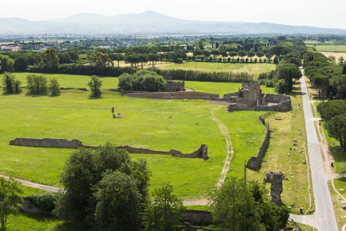 Villa dei Mosaici dei Tritoni