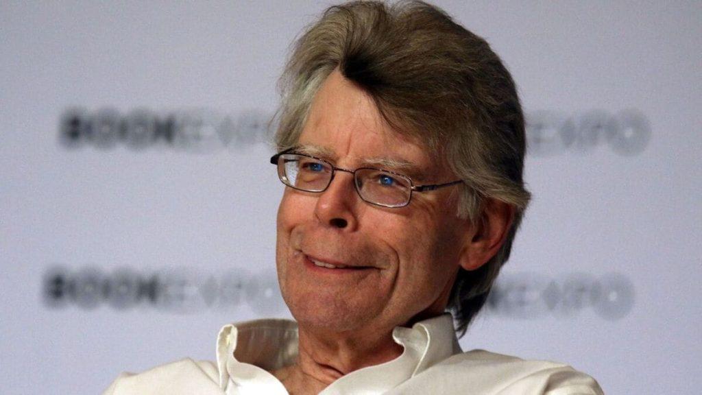 """Stephen King plaude l'iniziativa italiana del Bonus Cultura: """"un'idea civilizzata""""."""