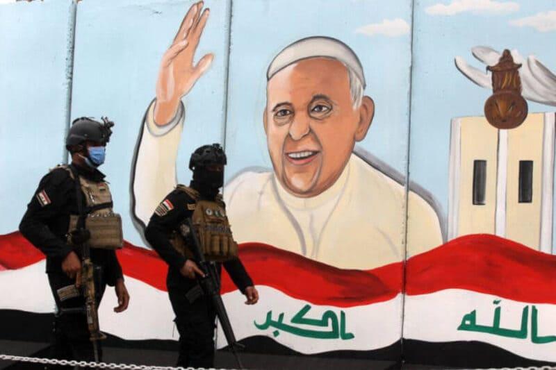 papa francesco in iraq_attesa