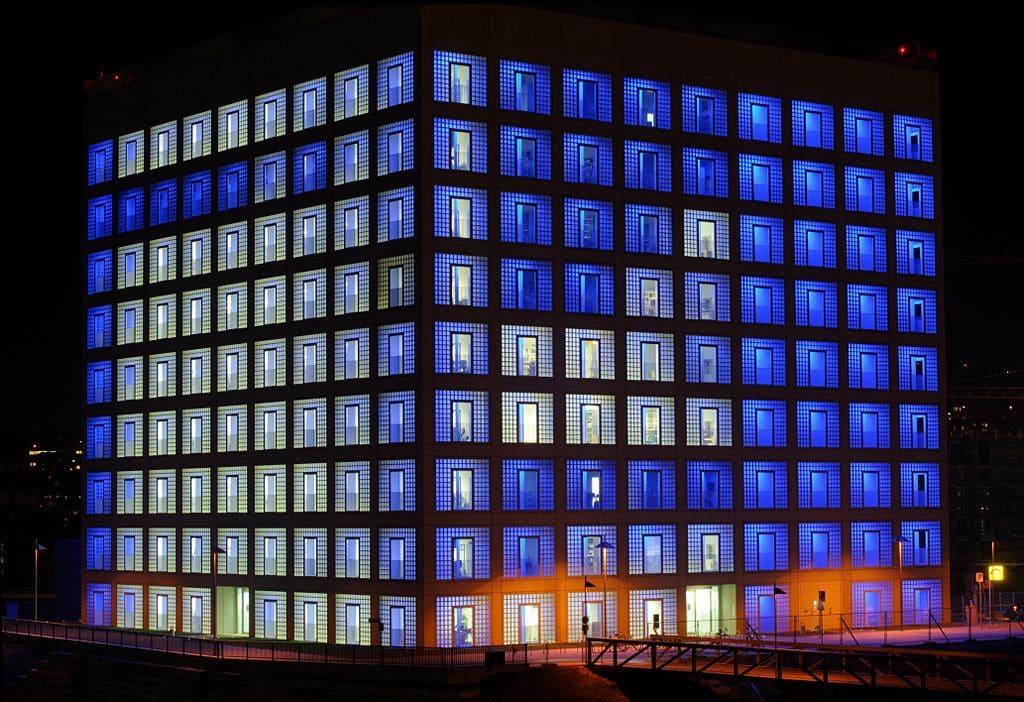 Giornata mondiale del libro 2021 a Stoccarda, Germania: Biblioteca Civica di Stoccarda.