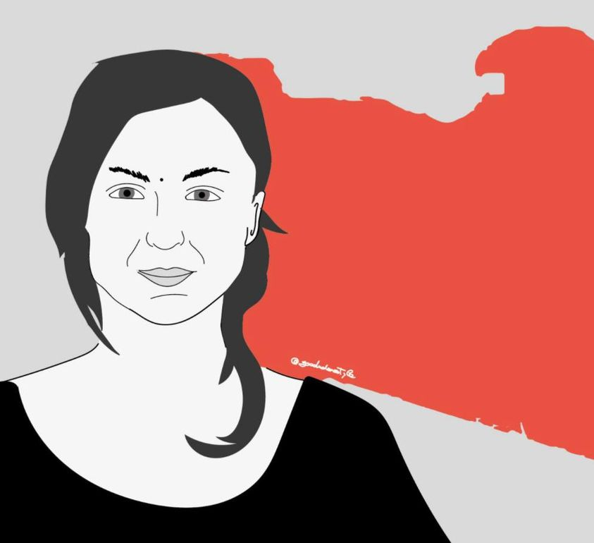 Sei mesi di intercettazioni per Nancy Porsia