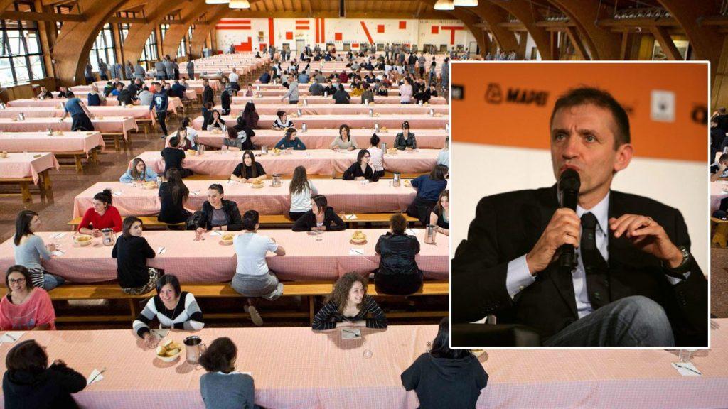 """Covid a San Patrignano, 450 contagi, parla il dottor Boschini, responsabile medico: """"nessuno è in condizioni gravi"""""""