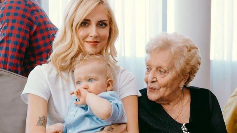 Chiara Ferragni_vaccinata-la-nonna-di-fedez