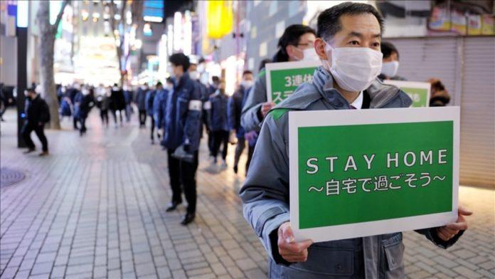 variante giapponese Coronavirus