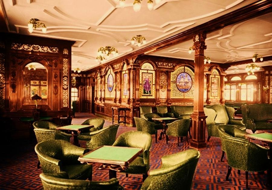 Le classi di viaggio del Titanic